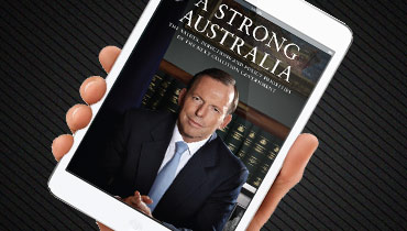 A Strong Australia by Tony Abbott - Free ebook                     download